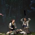 Norma Nahoun et Bjorn Bürger dans la Flûte enchantée