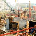 Construction de Bastille