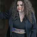 Elena Pankratova - Parsifal par Uwe-Eric Laufenberg à Bayreuth