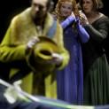 Georg Zeppenfeld, Petra Lang et Christa Mayer - Tristan et Isolde par Katharina Wagner à Bayreuth