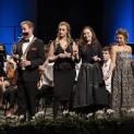 Julien Van Mellaerts, Victoria Karkacheva, Alexandra Yangel et Olivia Boen - La Flûte enchantée à Verbier