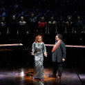 Ekaterina Bakanova et René Barbera - La Traviata par Paco Azorín au Festival Peralada