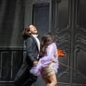Joel Prieto (Orphée), Kathryn Lewek (Eurydice) - Orphée aux Enfers par Barrie Kosky
