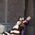 Kathryn Lewek (Eurydice), Max Hopp (John Styx) - Orphée aux Enfers par Barrie Kosky