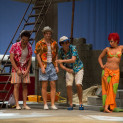 Fally, Palchykov, Gnatiuk et Dubois dans Ariane à Naxos