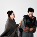 Karah Son & Fleur Barron - Madame Butterfly par Ted Huffman