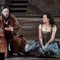 Rémy Mathieu et Melody Louledjian dans Richard Coeur-de-Lion