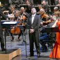 Nicolas Courjal et Karine Deshayes dans La Reine de Saba
