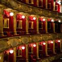 Intérieur Opéra de Nice