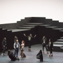 Daniel Taylor, Ellen McAteer et Marisú Pavón - Orphée et Eurydice par Carlos Trunsky