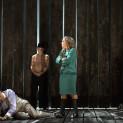 Bo Skovhus, Ernst Alisch, Evelyn Herlitzius et Michael Colvin - Lear par Calixto Bieito