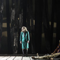 Annette Dasch, Evelyn Herlitzius, Michael Colvin et Erika Sunnegårdh - Lear par Calixto Bieito