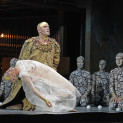Zachary James & Anthony Roth Costanzo - Akhnaten par Phelim McDermott