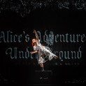 Claudia Boyle - Alice's Adventures Under Ground