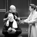 Iain Paterson, Calixto Bieito & Ekaterina Gubanova - L'Or du Rhin par Calixto Bieito en répétitions