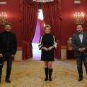 Javier Camarena, Joyce DiDonato, Jonas Kaufmann