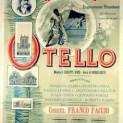 Affiche d'Otello