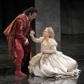 Vladimir Galousine (Otello) et Inva Mula (Desdémone)