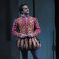 Giuseppe Filianoti dans Rigoletto à l'Opéra Lyrique de Chicago