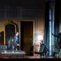 Benjamin Bernheim (Faust) et Christian Van Horn (Méphistophélès) - Faust par Tobias Kratzer