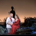 Michael Fabiano et Maria Agresta dans Tosca