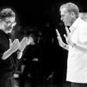 Graham-Hall et Castellucci répètent Moise et Aaron