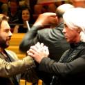 Roberto Alagna et Dmitri Hvorostovsky dans Otello