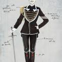 Costume de Ramiro pour La Cenerentola