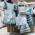 Costumes de Clorinda et Tisbe pour La Cenerentola