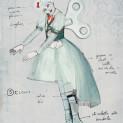 Costume pour un clone de La Cenerentola