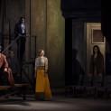 Michael Spyres (Mithridate), Sabine Devieilhe (Ismène), Myrto Papatanasiu (Xipharès), Christophe Dumaux (Pharnace)