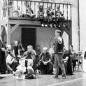Finley et Herheim en répétition des Maîtres Chanteurs de Nüremberg