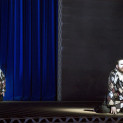 Rafal Siwek (Sparafucile), Quinn Kelsey (Rigoletto)