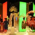 Costumes de Marina Draghici pour les Indes galantes de Rameau