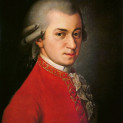 Photo de Wolfgang Amadeus Mozart