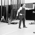 Répétitions de Lear avec Calixto Bieito et Bo Skovhus