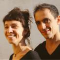 Cécile Roussat et Julien Lubek