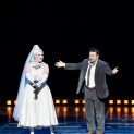 Ramon Vargas et Nadine Koutcher dans les Contes d'Hoffmann