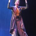 Katherine Watson dans Didon et Énée à Rouen par Cécile Roussat et Julien Lubek