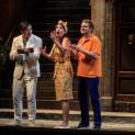 ZhengZhong Zhou, Franziska Gottwald et Anton Rositskiy dans le Turc en Italie