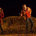 Elena Tsallagova et Sophie Marilley dans La petite renarde rusée