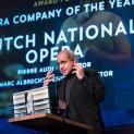 Pierre Audi Opéra d'Amsterdam (Compagnie d'Opéra 2016 aux International Opera Awards)