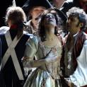 Anja Harteros et Jonas Kaufmann dans Andrea Chénier par Philipp Stölzl