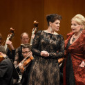 Anja Harteros et Doris Soffel en concert