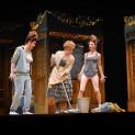 Jennifer Michel, Julie Boulianne et Catherine Trottmann dans La Cenerentola par Sandrine Anglade