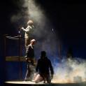 Christophe Crapez, Paul-Alexandre Dubois et Nathanaël Kahn dans The Lighthouse par Alain Patiès