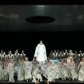 Chœurs de la Monnaie; Enrico Iori (Il Re) ; Ksenia Dudnikova (Amneris) - Aida par Stathis Livathinos