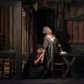 Stefania Toczyska et Géraldine Chauvet dans Cavalleria rusticana / Pagliacci Opéra national du Rhin