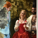 Beate Ritter dans Ariane à Naxos par David Hermann