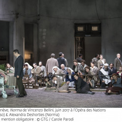 Norma, Marco Spotti & Alexandra Deshorties